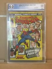 Amazing Spider-Man #121 Death Of Gwen Stacy PGX 6.0 Not CGC Hot Book!
