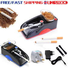More details for uk automatic tobacco roller maker electric cigarette rolling injector machine