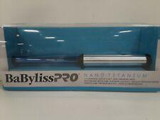 BaBylissPRO Nano Titanium Curling Wand