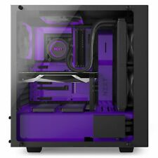 NZXT S340 Elite - Limited Edition Purple Edition - Retired - New Sealed