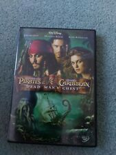 Pirates of the Caribbean: Dead Mans Chest (DVD, 2006, Widescreen) NTSC