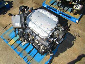 2008 2009 2010 Honda Accord Engine Automatic Transmission V6 3.5L VCM M97A JDM