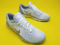 Nike FLEX SUPREME TR 5 Womens White 100 Lace Up Athletic Running Training Shoes