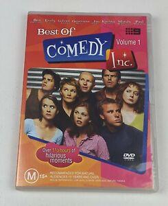 The Best Of Comedy Inc Volume 1 - Genuine Region 4 DVD Ben Oxenbould