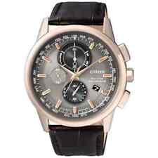 Analoge Braun Armbanduhren aus Titan