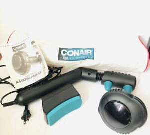 Conair Infrared Heat Body Benefits Massager 2 Speed Angle 3 Attachments WM30HC