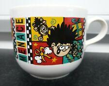 More details for vintage 1994 'dennis the menace' staffordshire mug