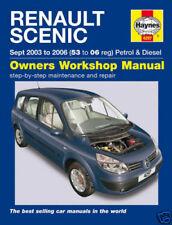 Manuales de reparación y servicios Renault