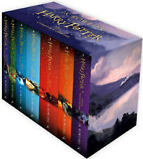 Harry Potter Box Set: The Complete Collection (Children's Paperback) BRAND NEW