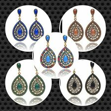 Cubic Zirconia Earrings Indian Jewellery