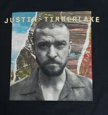 Justin Timberlake Tour T-Shirt Size Xl The Man In The Woods No Stains Or Rips !