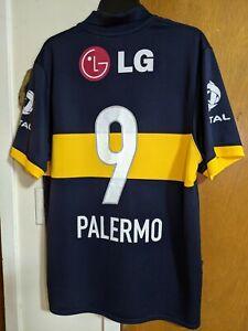 *Rare* Size Large Boca Juniors Jersey 2009 Martin Palermo #9 Nike Authentic