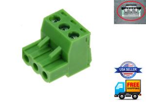 3-Pin Power Plug SOUNDSTREAM Equalizer Line Driver MPQ-5XO BX-10 BX-12 INT-2BX
