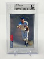 Derek Jeter 1993 SP Foil Rookie Card BGS 8.5 Hall Of Fame Yankees