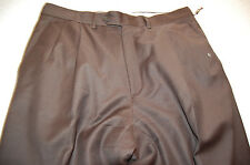 $195 New Santorelli Como 2 Men's Wool Dress Pants 33X33 Made in Italy