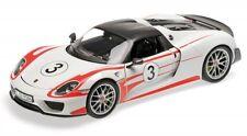 2014 Porsche 918 Spyder Salzburgo carbono Roof 1 18 Minichamps