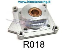 R018 ALLOGGIAMENTO POST. + BRONZINE MOTORE VERTEX.18 3cc VTX REAR HOUSING HIMOTO
