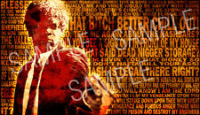 Pulp Fiction Samuel L Jackson Quotes Over 1 Meter Wide Glossy Poster Art Print!