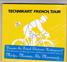 Technikart French Tour - Various Artists - CD (3067002 Wagram France)(Sealed)