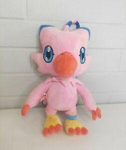 Digimon Biyomon / Piyomon 13 Inch Plush Doll Stuffed Toy