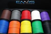 18 GAUGE WIRE PICK 4 COLORS 25 FT EA PRIMARY AWG STRANDED COPPER POWER REMOTE