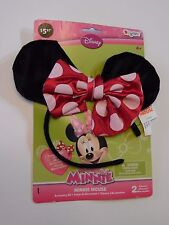 Minnie Mouse Headband Costume Trick or Treat Halloween Costume Prop Child