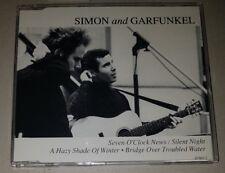 Simon & Garfunkel - Seven O'Clock News - UK CD Single