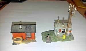 """ARNOLD - Rapido N Scale - """"Pair O Huts"""""""
