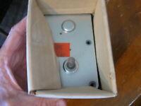 NEW Dayton Permanent Split Capacitor Brake Gear motor # 4Z451 / 4Z459 / 104 rpm