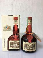 Grand Marnier Lapostolle Triple Orange Liquor Cordon Rouge 70Cl 40% Vol Vintage.