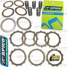 Apico Clutch Kit Steel Friction Plates & Springs For Honda CR 125 1998 Motocross