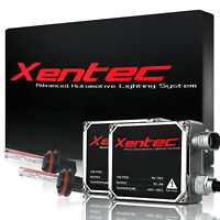 Xentec Xenon Light 35W 55W HID Conversion Kit 9006 HB4 Headlight Foglight