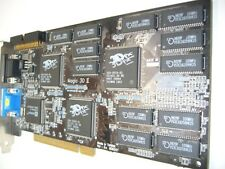 VooDoo2 3dfx accelerator card 12MB, MAGIC 3D II