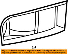 Dodge CHRYSLER OEM 2008 Magnum Front Bumper-Air Duct Right 4854654AA