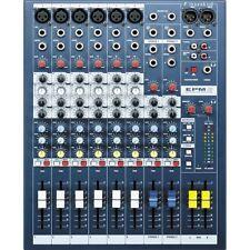 Soundcraft EPM6  6-Channel Mixer