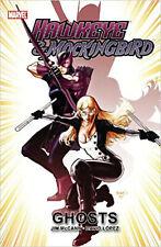 Hawkeye & Mockingbird: Ghosts, David Lopez,Jim McCann, New Book