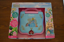 RARE Barbie Learning Laptop Oregon Scientific - 2007 Educational Toy 3+