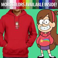 Disney Gravity Falls Mabel Pines Cartoon Cute Pullover Sweatshirt Hoodie Sweater