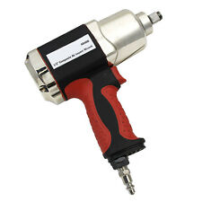 """1/2"""" Twin Hammer Composite Air Pneumatic Impact Wrench Max Torque 700Ft/Lb Tools"""