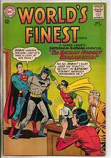 DC Comics Worlds Finest #136 September 1963 Superman & Batman F+