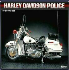 [ACADEMY] 15500 1/10 HARLEY DAVIDSON POLICE Motorcycle Hobby Plastic Model Kit