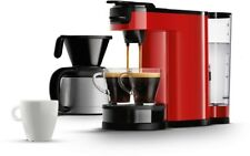 Senseo Hd7892/80 Switch 2-in-1 Kaffemaschine rot