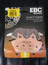 EBC FA400HH Double H Sintered Front or Rear Brake Pads Harley Big Twin 00-07