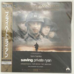 Laserdisc Saving Private Ryan JAPAN PILF-2750