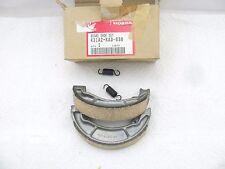 3-85 Honda CR 125 250 480 R OEM Rear Brake Shoe Kit Set 431A2-KA3-830