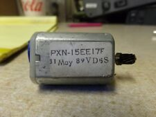 Small Motor, part Number: Pxn-15Ee175 *Free Shipping*