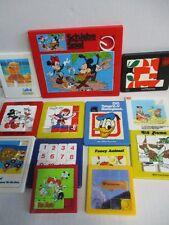 13 x Puzzle scorrevoli giochi