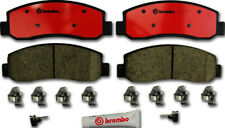 Brembo Disc Brake Pad Set fits 2005-2007 Ford F-250 Super Duty,F-350 Super Duty