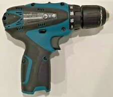 MAKITA 10.8V CORDLESS DRIVER DRILL WITH 2x BATTERIES AND CHARGER DF330D