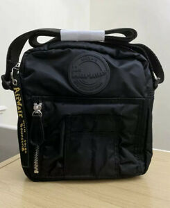 Dr. Martens Flight Super Mini Nylon Bag - Black  BNWT